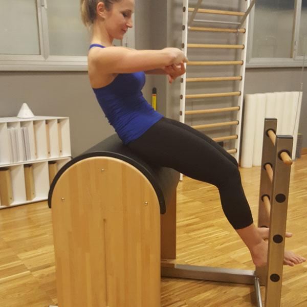 Step & Big Barrel